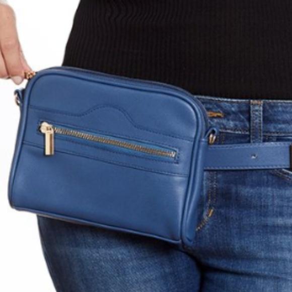 bc33e495b0 Lulu Dharma - Indigo Pret-A-Porter Belt Bag